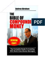 Bible Compounding Money