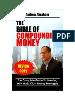 Bible Compounding Money