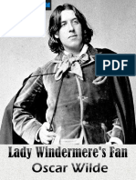 Lady Windermere's Fan, By Oscar Wilde