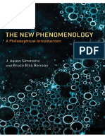 The New Phenomenology _ Recommend Chapter Five