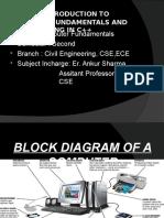 Blockdiagramofacomputer Pandit