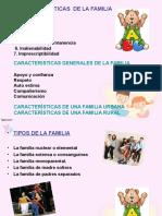 Presentación de La Familia