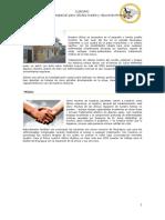 Informacion de La Clinica Curismo en Español