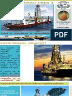buque de P. expo