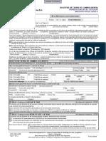 15-11-19 B Solicitud de Transferencia Al Exterior Banco Itau