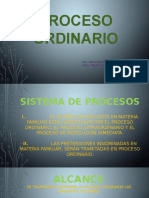 9.- Proceso Ordinario