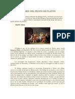 Breve Resumen Del Fedón de Platón