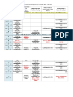 2ND Year Mechanical Engineering Workload Table - Fall.docx