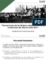 Presentacion Encuesta Humanas 2016