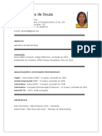 Janaina Teles CV