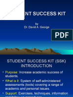 COD-Student Success Kit Presentation