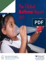 Global Asthma Report 2011