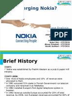 Emerging Nokia