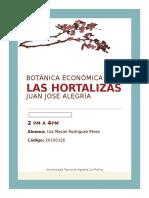 Botánica económica CARATULA