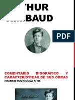 Arthur Rimbaud 1 y 2
