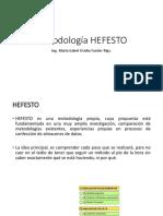 Metodología HEFESTO