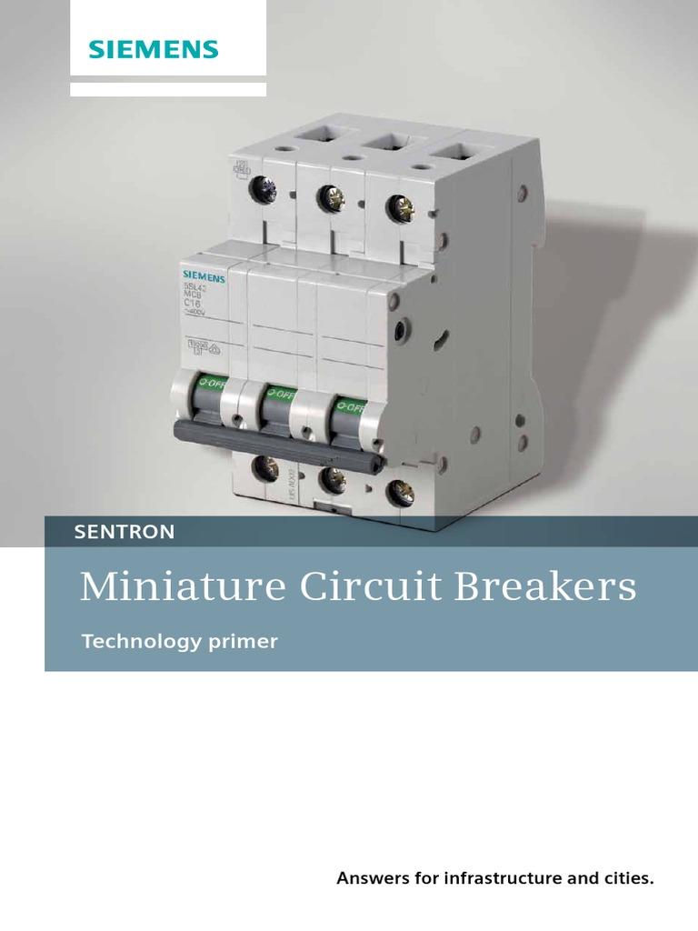 Miniaturecircuitbreakers Primer Electric Arc Switch Rccb Rcbo Id Breaker Mccb Mini Circuit