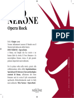 Divo Nerone Brochure Ita Print