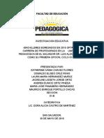 Modelo de Monografía de Inv. Oswaldo