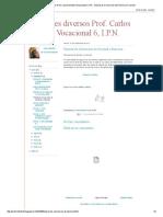 Conversión de número decimal a su fracción correspondiente, prof. carlos montiel renteria, IPN