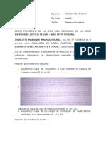 Subsanación Laudo Arbitral - PERU 2016