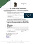 2017 Alpha Scholarship Application