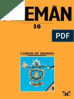 AA. VV. - [Curso de Aleman 30] Aleman - Unidad 30 [26931] (r1.0)