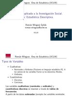 Tema 1 Estadistica Descriptiva
