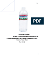 govt econ crystal geyser water bottle