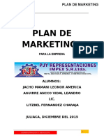 Plan de Marketing-pele