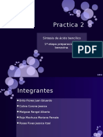 Bitacora Practica 2 Equipo 3