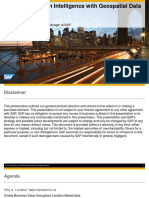 ASUG Illinois-Chicago Location Intelligence With Data Services