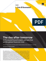 Financial Meltdown - Crisis Of Governance?