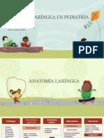Patología Laríngea en Pediatría