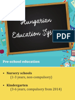 Presenation_hungarian Education System_our School