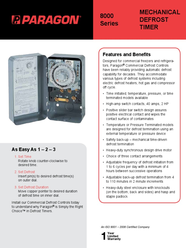 Paragon light timers questions & answers (with pictures) fixya.