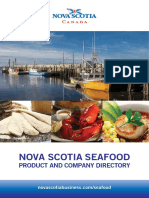 Nova Scotia Seafood Directory