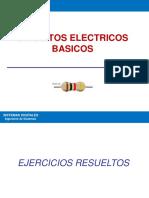 3. Circuito de Electricidad Basica Clase 2c 2015