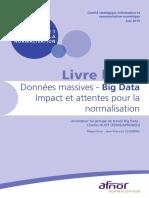 Livre Blanc Afnor Big Data 2015