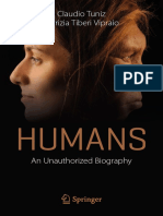 Humans - An Unauthorized Biography - 1st Edition (2016)