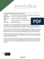 A Recepção Dos Clássicos Em Portugal e No Brasil