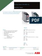 A 43 d 3 1328262718748 Abb Relee Termistor Protectie Motor Cm Mss 4 5
