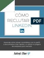 Como Reclutar en LinkedIn