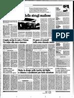 La Stampa - 15/01/1991