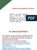 Distancia Mínimas de Seguridad Eléctrica