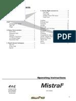MISTRAL 2 - Manual - English