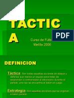 TACTICA.ppt