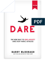 Dare the New Way to End Anxiety - Psicologia Difusion