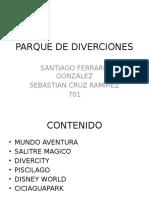 Parque de Diverciones