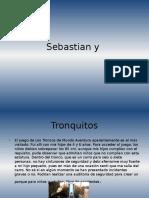 Sebastian Bautista y ximena Salas